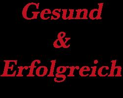 gesunderfolgreich.net Logo